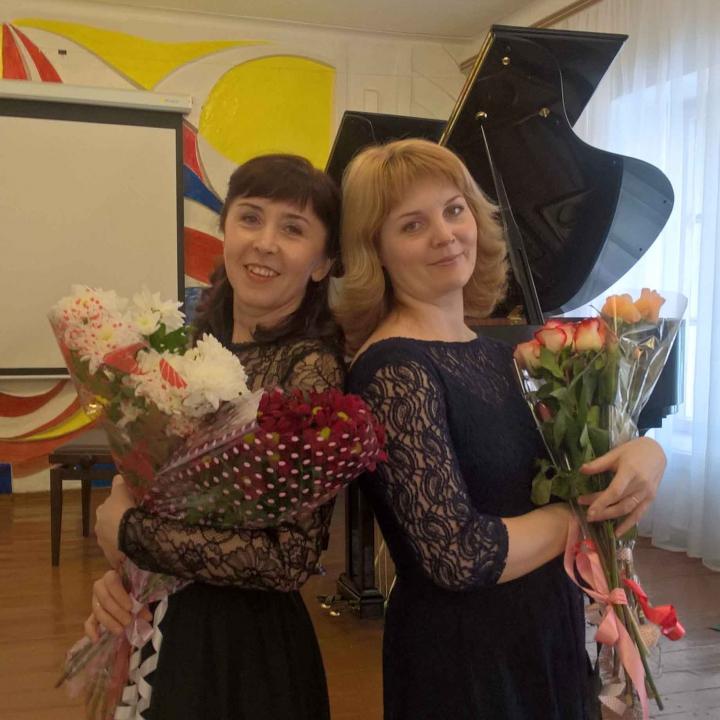 Борцова Татьяна Валерьевна, Шляева Наталья Евгеньевна и