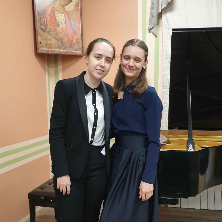 Рогожина Татьяна, Титаренко Надежда и