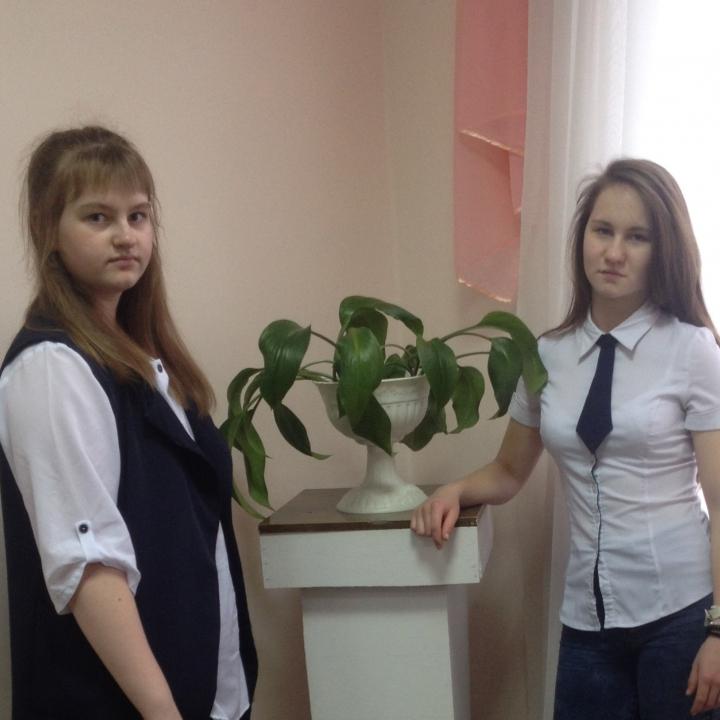 Степаненко Анна и Волкова Евгения